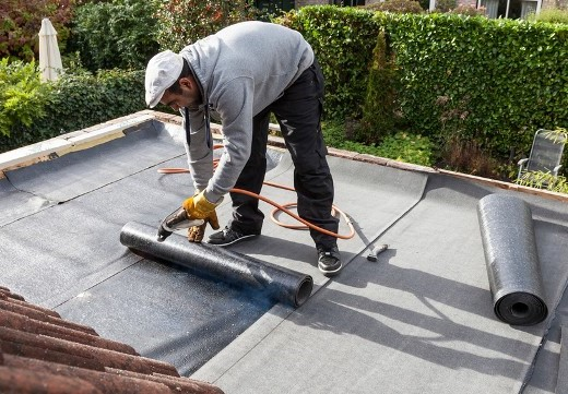 Commercial Flat Roof Installation Chicago